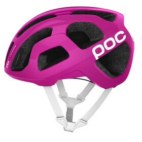 POC Octal Helmet fluorescent pink